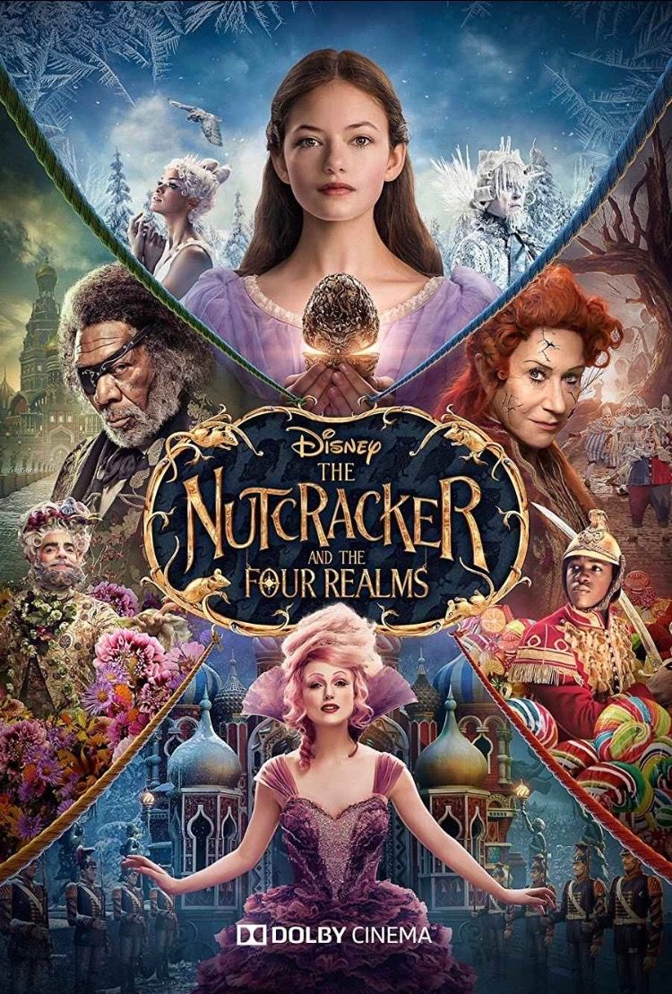 The Nutcracker and the Four Realms (2018) เดอะนัทแครกเกอร์กับสี่อาณาจักรมหัศจรรย์ (ซับไทย)