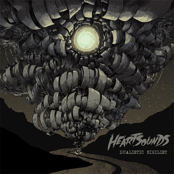 """Heartsounds announce new one-song album """"Dualistic Nihilist"""""""