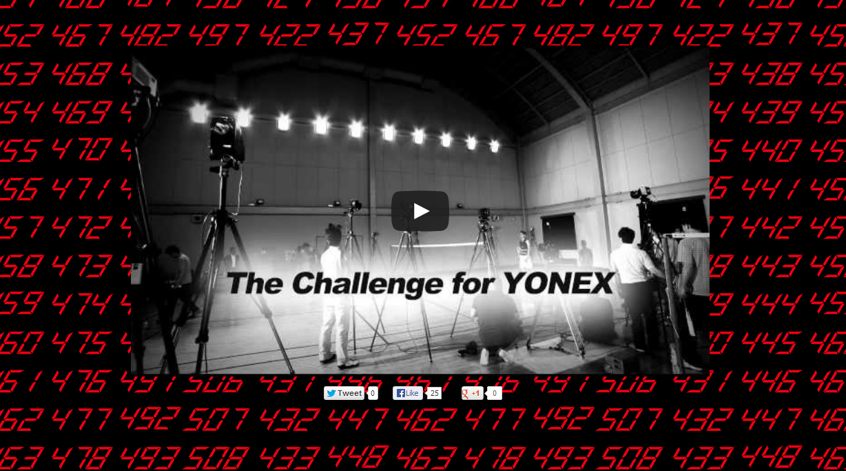 Of Badminton Things: New Record-breaking Racket From Yonex?
