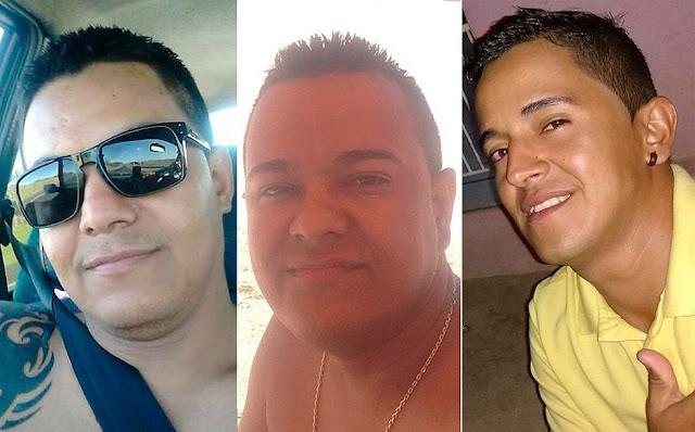 Irmãos foram mortos em disputa de facções, diz SSP (Fotos: Reprodução/Facebook)