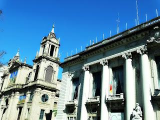 Catedral Metropolitana de Porto Alegre e Palácio Piratini