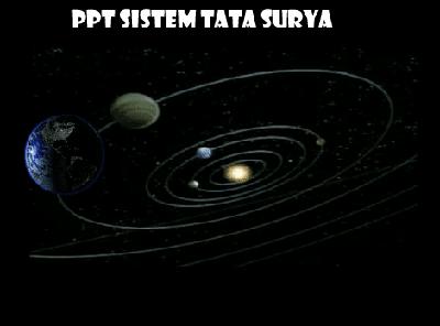 PPT Sistem Tata Surya SMP/MI