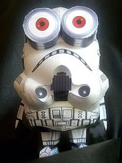 Star Wars Storminion Papercraft