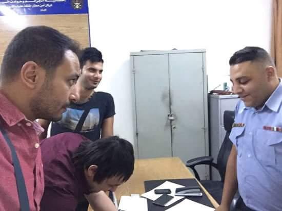"""نقيب المهن التمثيلية اشرف زكي """"محمد نجاتي بخير وتم الافراج عنه"""