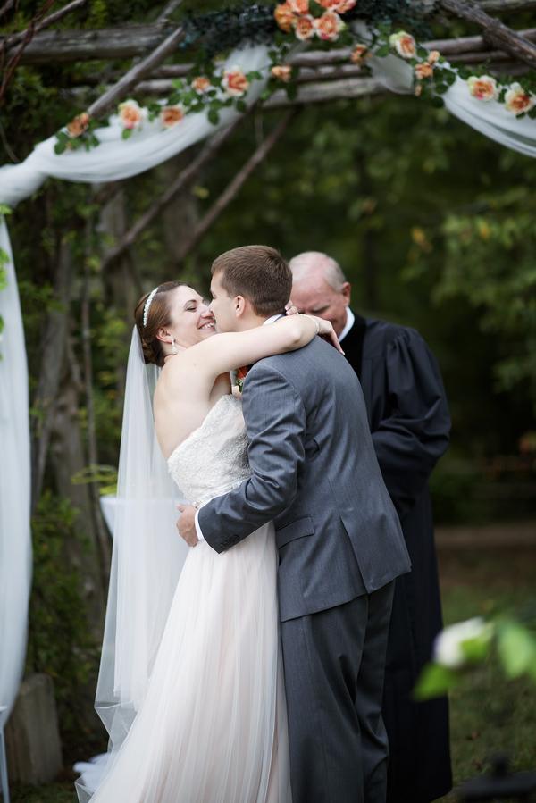 Angela leonard wedding pictures