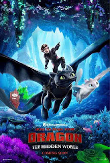 Download Film How to Train Your Dragon: The Hidden World 2019 Bluray Subtitle Indonesia