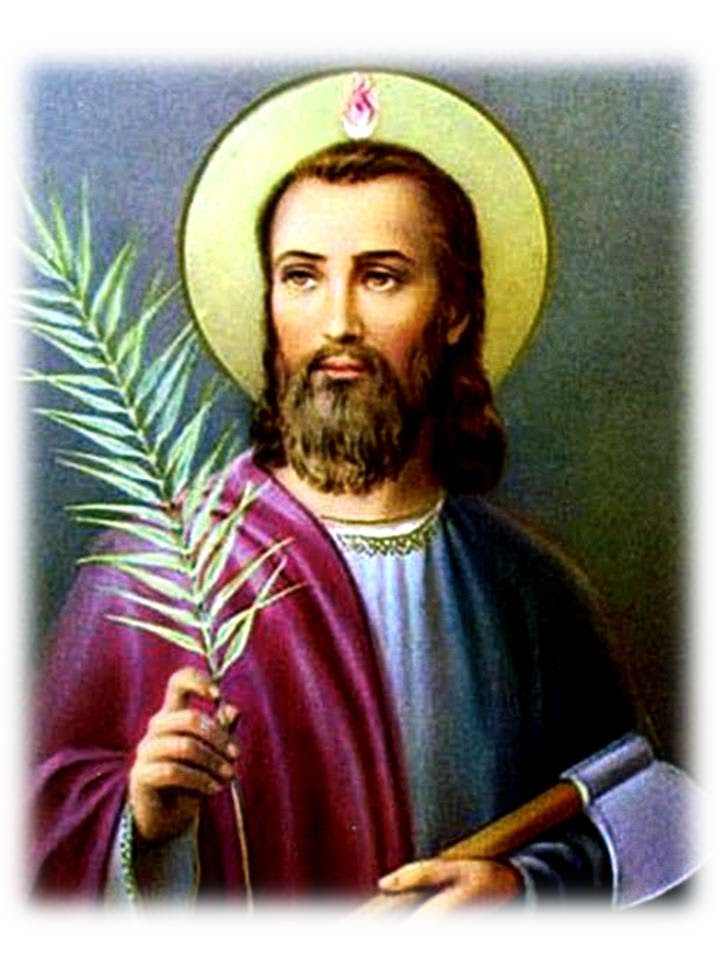 San Judas Tadeo Oracion Para El Dia 28 De Cada Mes Peticiones Imposibles Desesperadas Oraciones A Los Santos