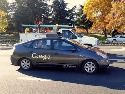 Google akan Lawan Uber dengan Teknologi Autopilot
