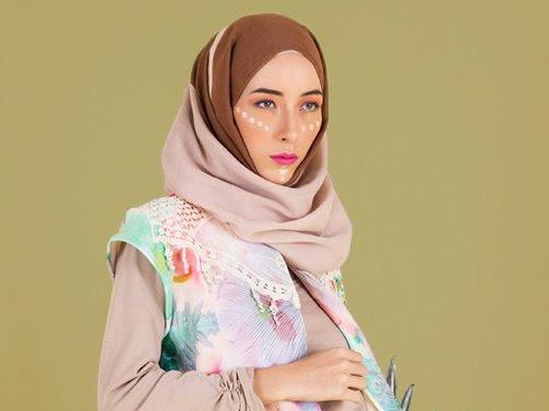 Koleksi Hijab Dress Style Populer Tahun 2016