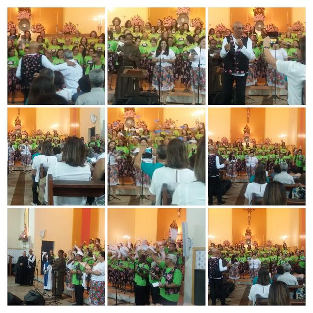 Oratório de Santo Antônio sob a regência do maestro Keiler Rego com participação de J.Velloso