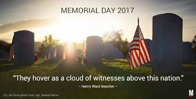 Memorial Day Prayers