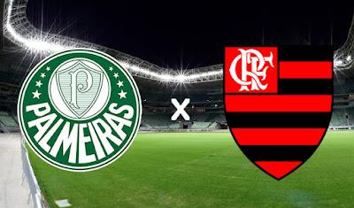É clássico entre Palmeiras e Flamengo pela série A do Brasileirão - 12/11/2017