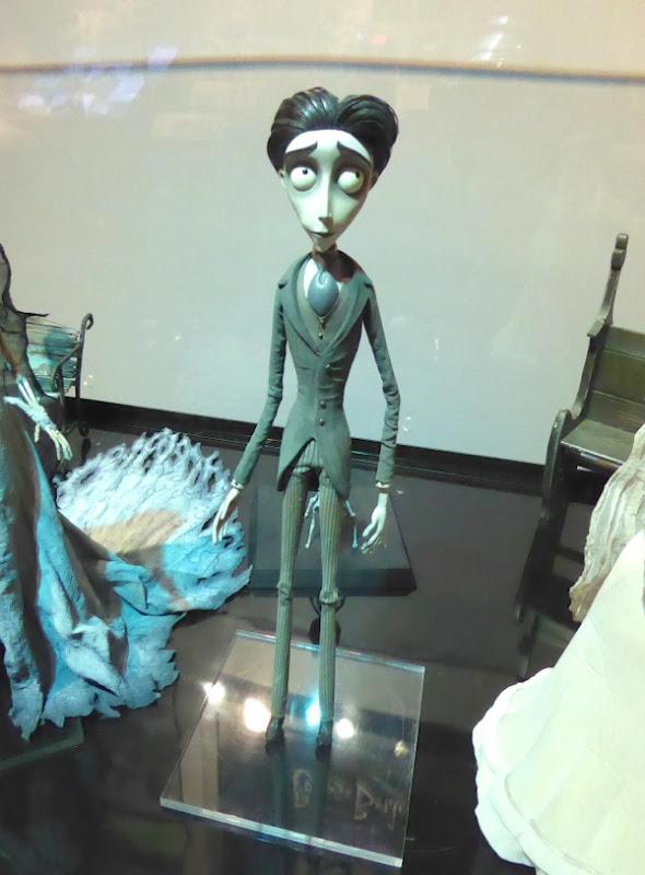 Victor Van Dort Corpse Bride stopmotion puppet