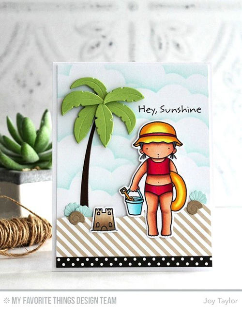 Handmade card from Joy Taylor  featuring products. from My Favorite Things #mftstamps