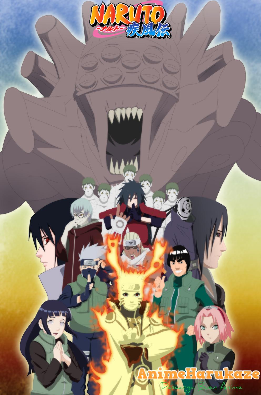 Naruto Shippuden: Todos Los Capitulos MEGA