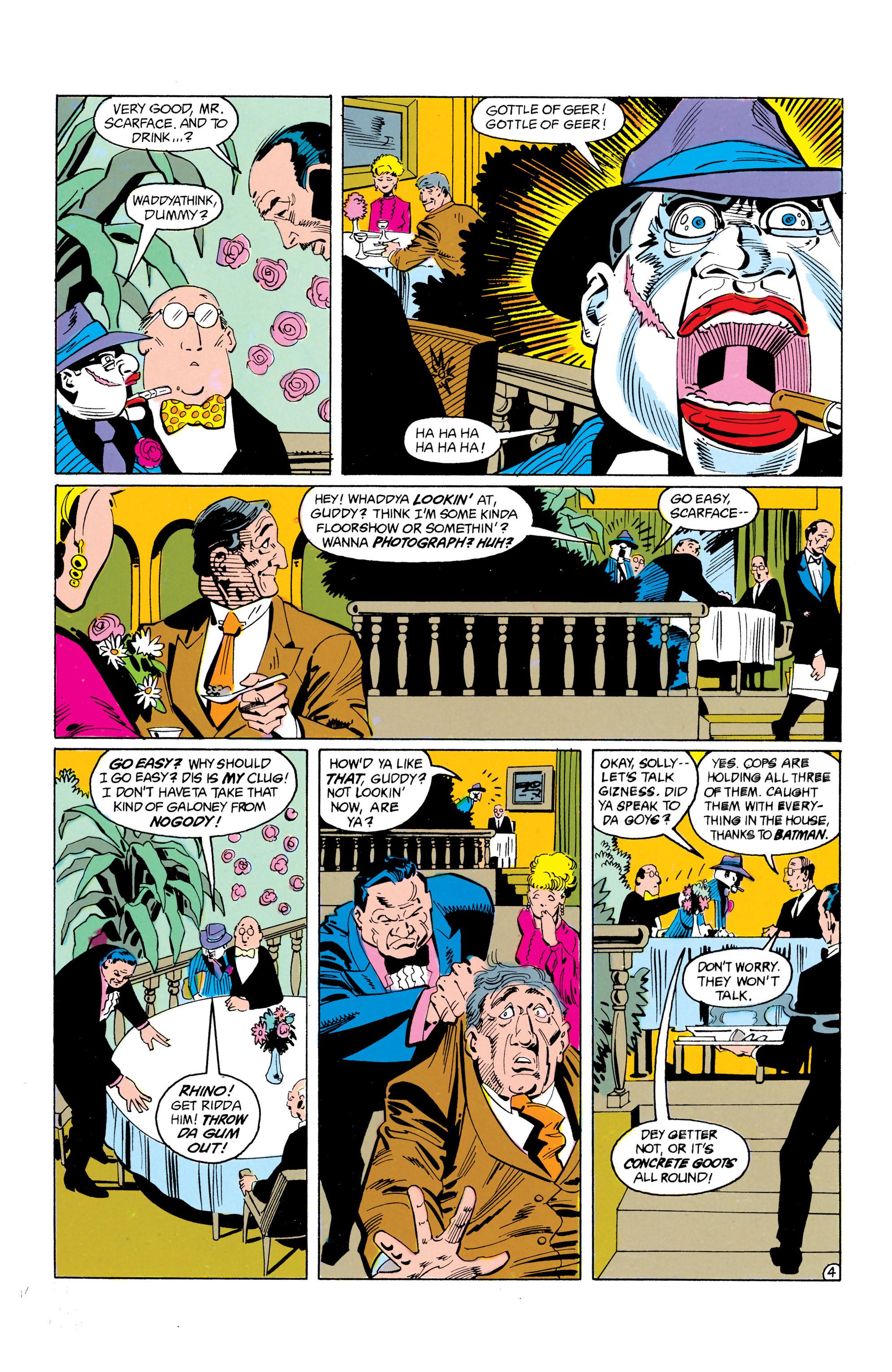 Detective Comics (1937) 584 Page 4