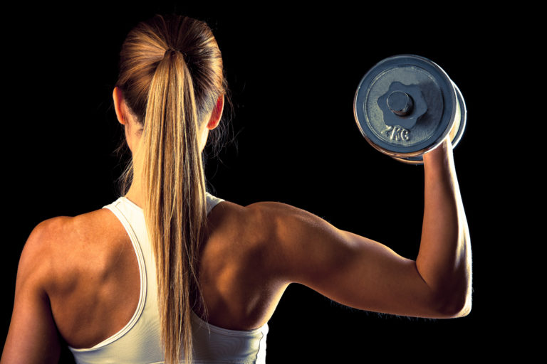 How To Get Rid Of Back Fat Quickly and Efficiently