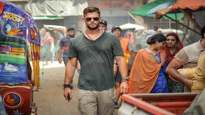 Resgate | Novo filme Netflix com Chris Hemsworth