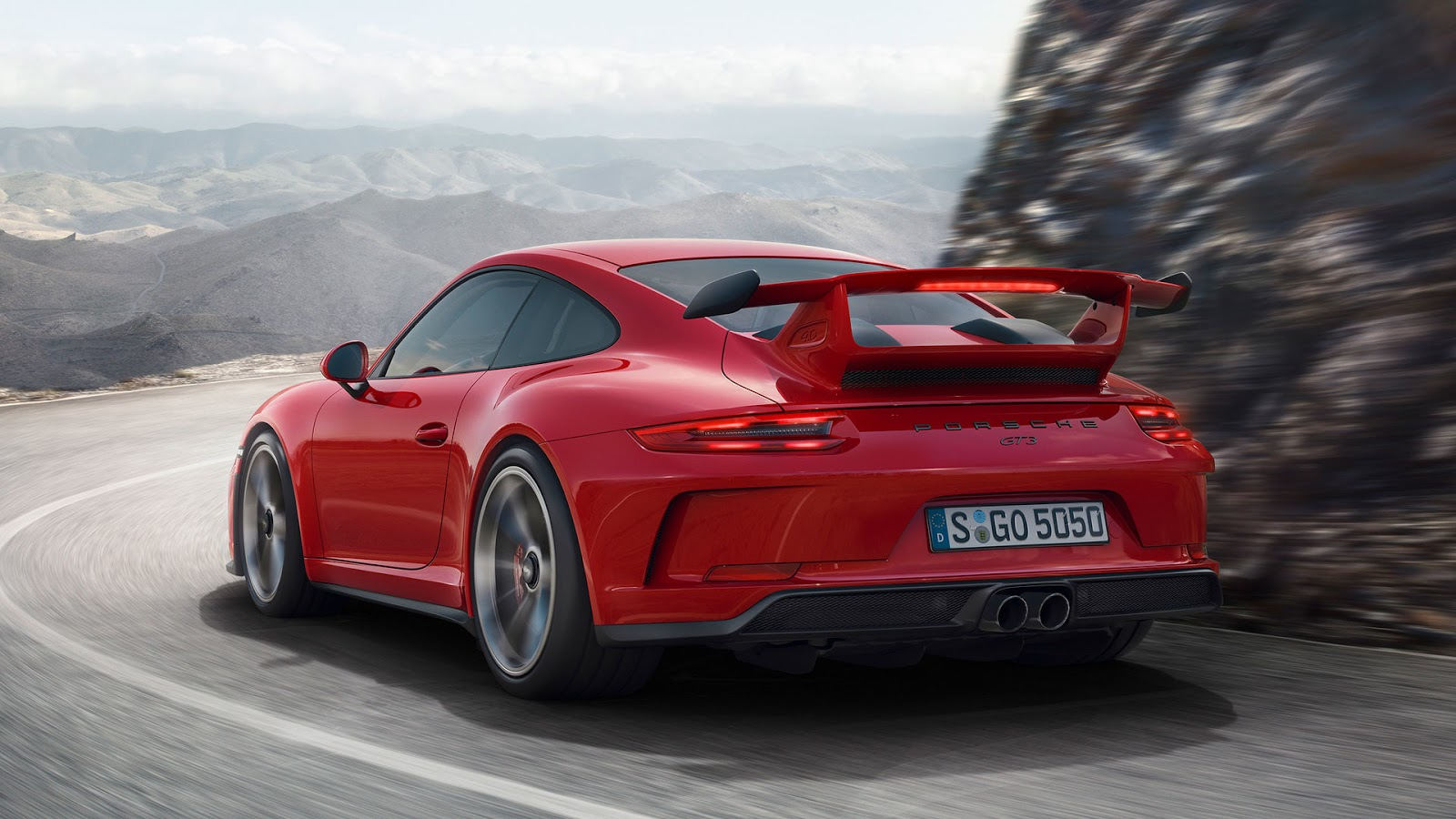 2018 porsche gt3 chalk. interesting 2018 9912 2018 porsche 911 gt3 officially revealed  500 hp from a naturally  aspirated 40liter engine and an optional sixspeed manual in porsche gt3 chalk h
