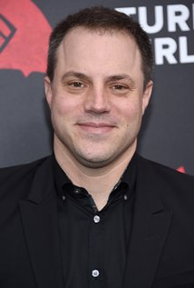 Geoff Johns. Director of Wonder Woman 1984