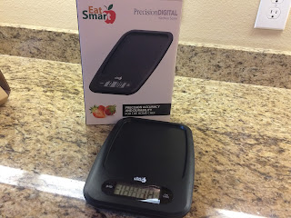 kitchen scale giveaway running weight loss