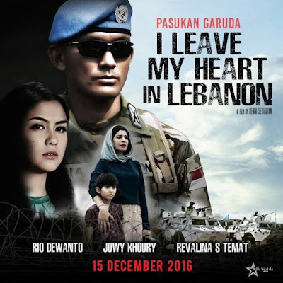 Download Film Pasukan Garuda: I Leave My Heart In Lebanon (2016) Bluray Full Movie