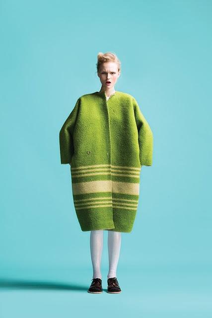 Battaniye Palto ve Çeket Modası