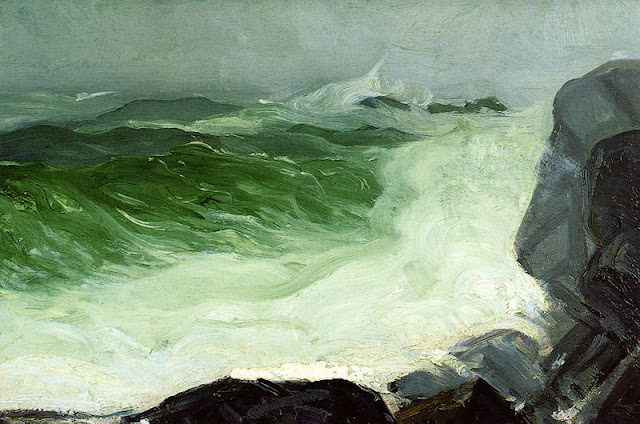 1913 The Gray Sea