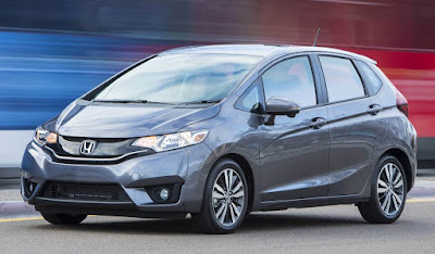 Nouvelle Honda Fit 2016 redessiné