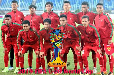 gambar Timnas U - 19 ke Piala Dunia U-20 2019