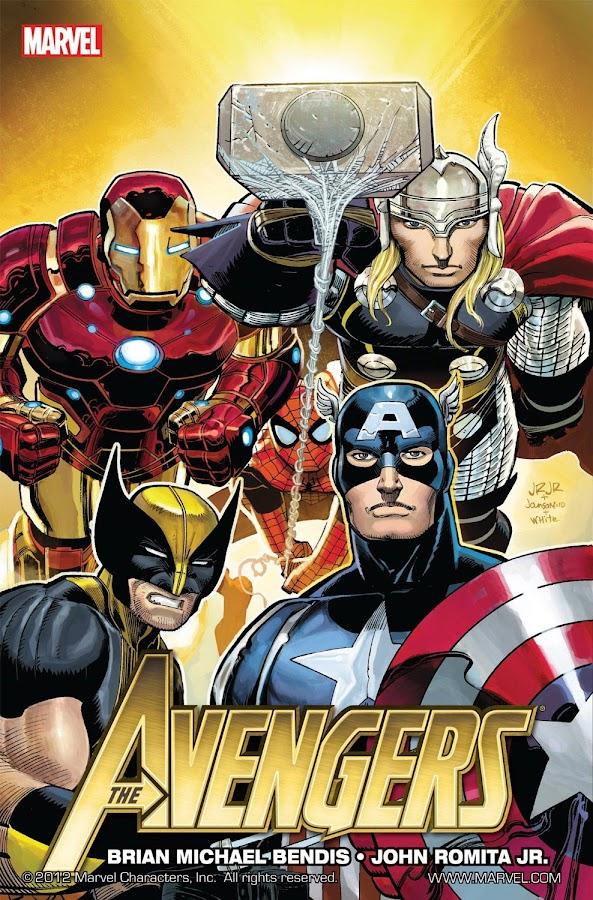 avengers marvel comics