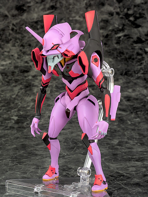 """Figuras: Galería de imágenes del nuevo Parform Evangelion Unit-01: Awakened Ver. de """"Rebuild of Evangelion"""" - Phat"""