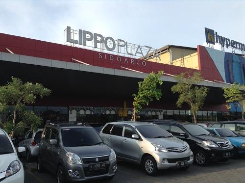 pameran otomotif sidoarjo lippo plaza