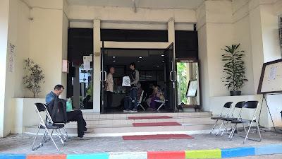 Pelayanan Kantor Dukcapil Kota Administrasi Jakarta Utara
