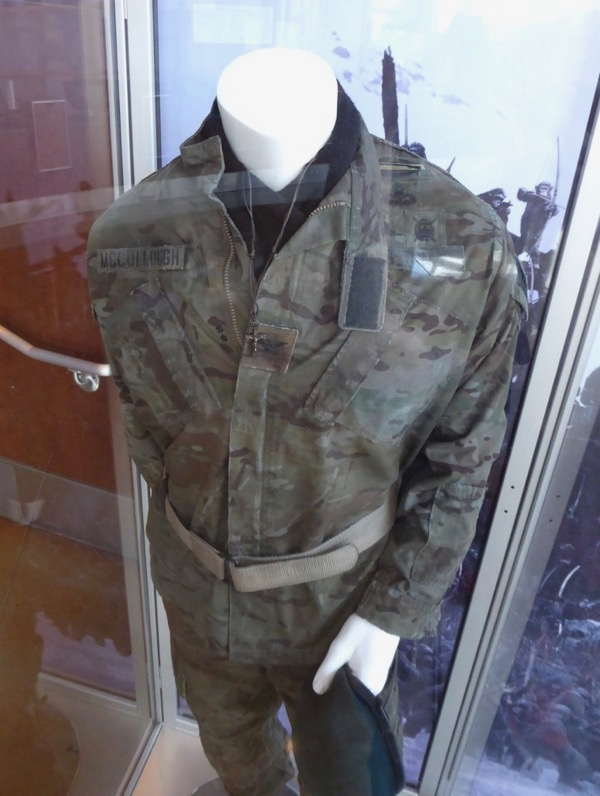 War for Planet of Apes Colonel McCullough costume