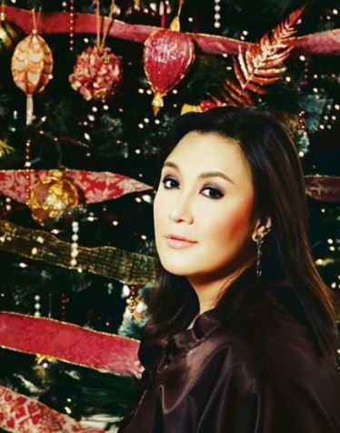 The Mega Star Sharon Cuneta Has A Heartfelt Message For Angel Locsin