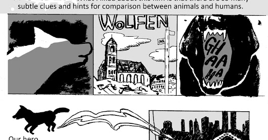 Review of Wolfen for Electric Sheep Magazine