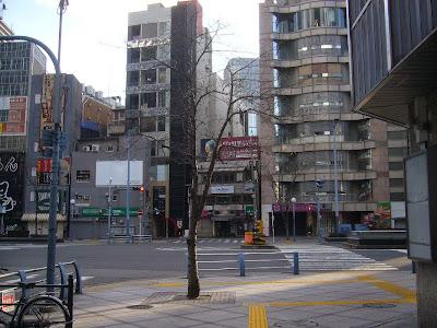 JR大阪駅北側にある『ヨドバシカメラマルチメディア梅田』から淀屋橋(大阪市役所)までウォーキング