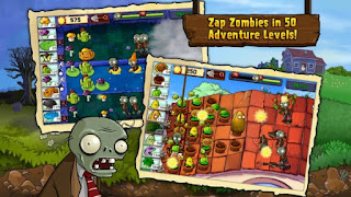 Plants vs Zombies FREE Mod Apk For android