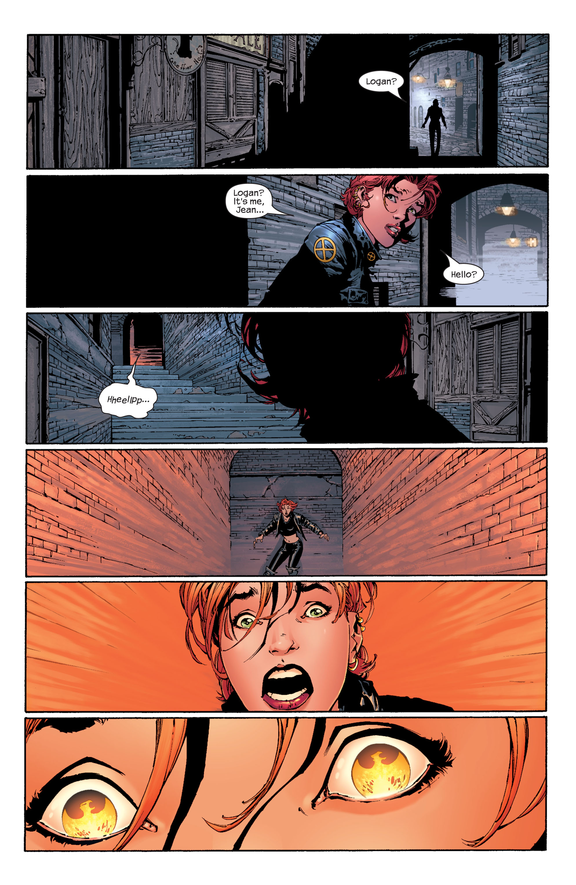 Read online Ultimate X-Men comic -  Issue #37 - 3