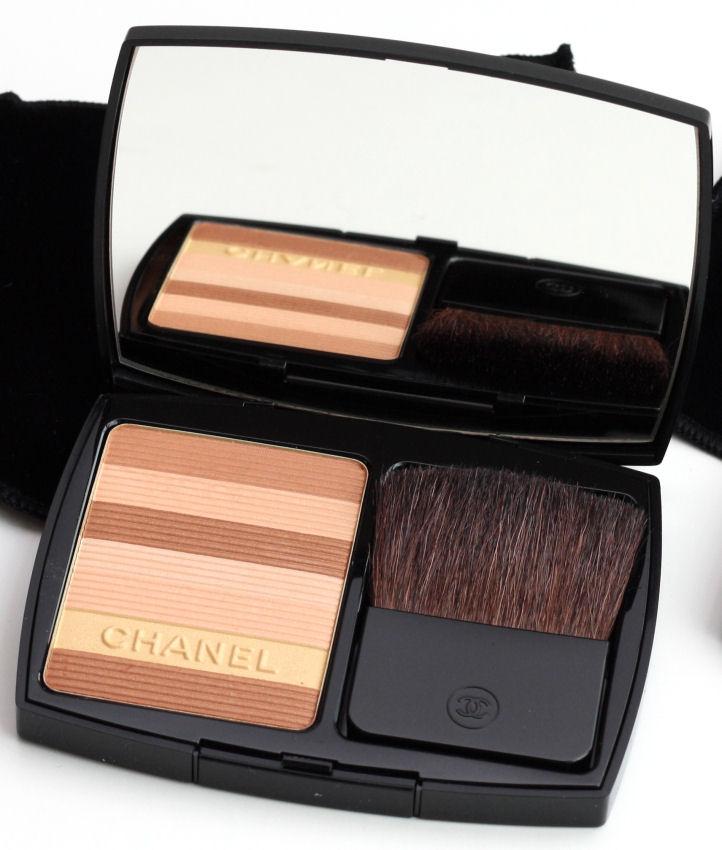 db2c20b3 Pondering Beauty: Soleil Tan de Chanel Luminous Bronzing Powder in ...