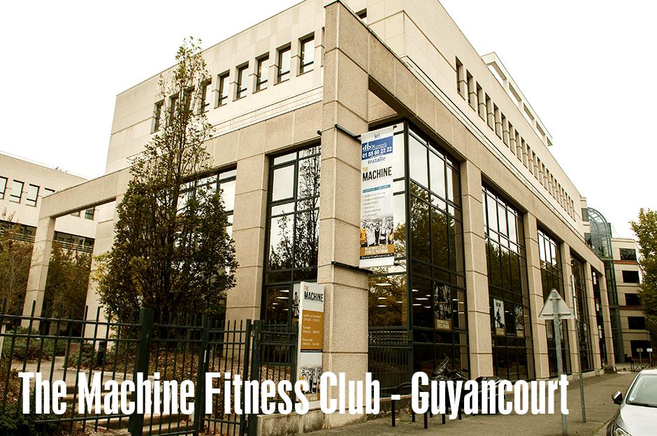 The Machine Fitness Premium Guyancourt On Visite La Salle