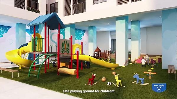 Khu vui chơi cho trẻ em tại Mandarin Garden 2