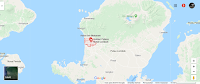 Popular Tourism Destination in lombok island with sitemaps