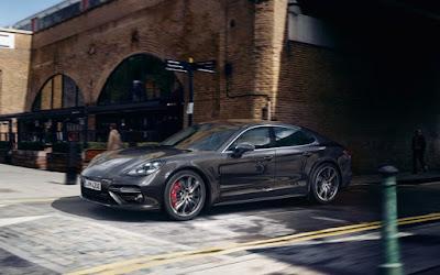 Η 2η γενιά της Porsche Panamera