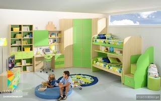 Modern Children's Rooms 62
