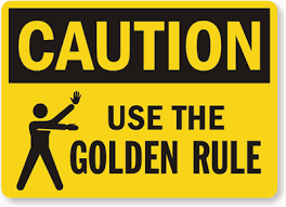 Golden Rules For GYM