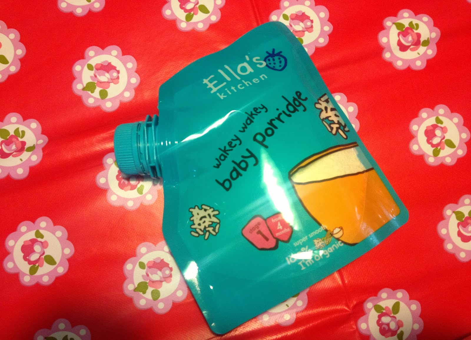 kate ✚: Weaning favourites - our review of Ella's Kitchen