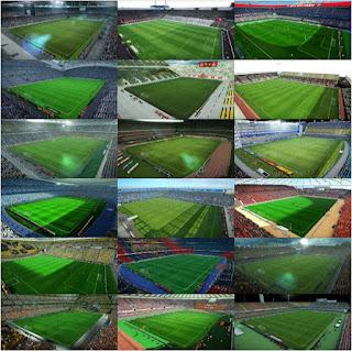 140 Stadium in GDB PES 2013