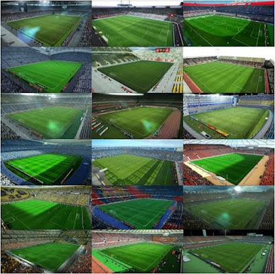 PES 2013 Vicen Patch Stadium